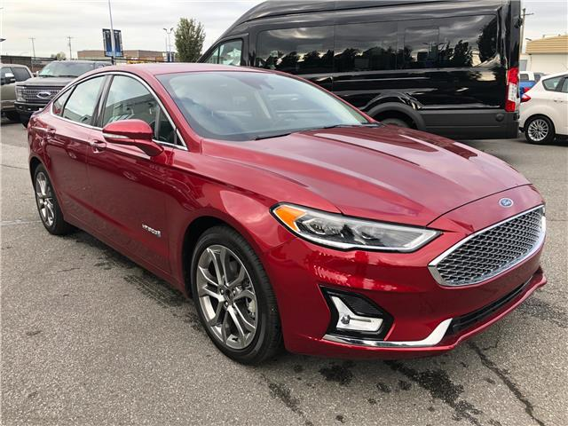 2019 Ford Fusion Hybrid Titanium (Stk: CP19289) in Vancouver - Image 7 of 25