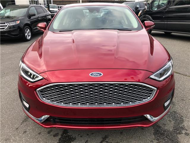 2019 Ford Fusion Hybrid Titanium (Stk: CP19289) in Vancouver - Image 8 of 25