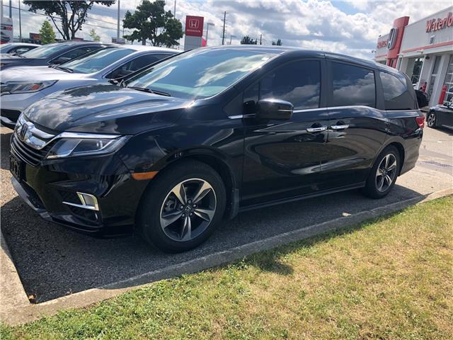 2018 Honda Odyssey EX-L (Stk: H6003A) in Waterloo - Image 1 of 3