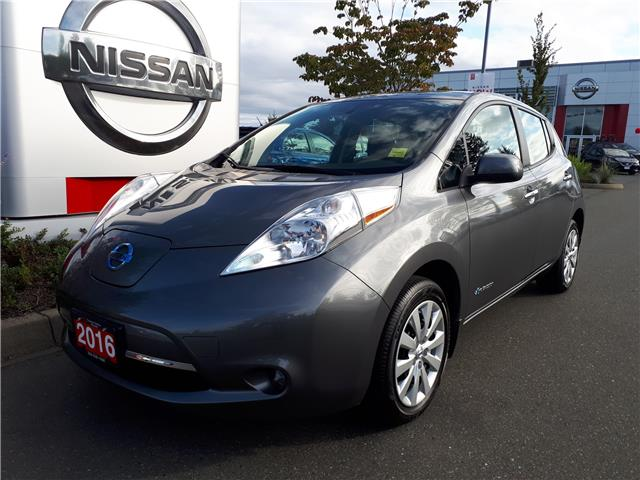 2016 Nissan LEAF SV (Stk: P0110) in Courtenay - Image 1 of 9