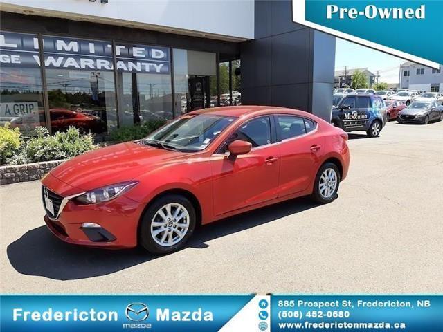2015 Mazda Mazda3 GS (Stk: 18266A) in Fredericton - Image 1 of 11