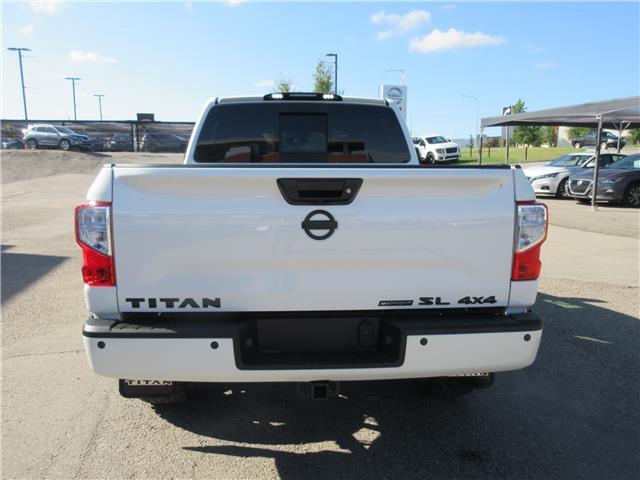 2019 Nissan Titan SL Midnight Edition (Stk: 9076) in Okotoks - Image 25 of 26