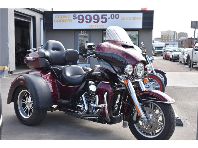 2015 Harley-Davidson Tri-Glide  (Stk: P37001M) in Saskatoon - Image 1 of 21