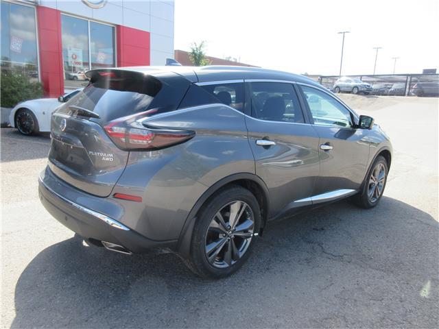 2019 Nissan Murano Platinum (Stk: 8779) in Okotoks - Image 20 of 24