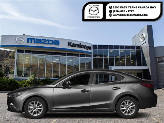 2016 Mazda Mazda3 GS (Stk: YK192A) in Kamloops - Image 1 of 1