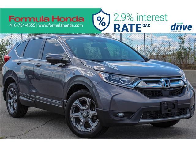 2018 Honda CR-V EX (Stk: 19-1399A) in Scarborough - Image 1 of 29