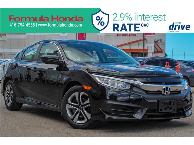 2018 Honda Civic LX (Stk: B11362) in Scarborough - Image 1 of 26