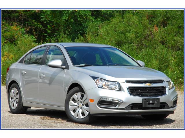 2016 Chevrolet Cruze Limited 1LT (Stk: 58795B) in Kitchener - Image 1 of 13