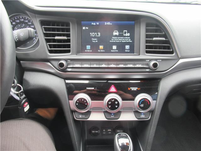 2019 Hyundai Elantra Preferred (Stk: 793306) in Dartmouth - Image 15 of 21