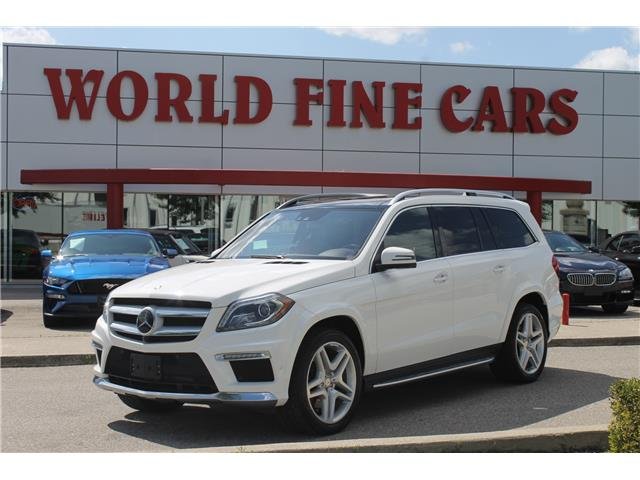 2015 Mercedes-Benz GL-Class Base (Stk: 16924) in Toronto - Image 1 of 30