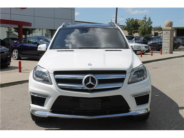 2015 Mercedes-Benz GL-Class Base (Stk: 16924) in Toronto - Image 2 of 30