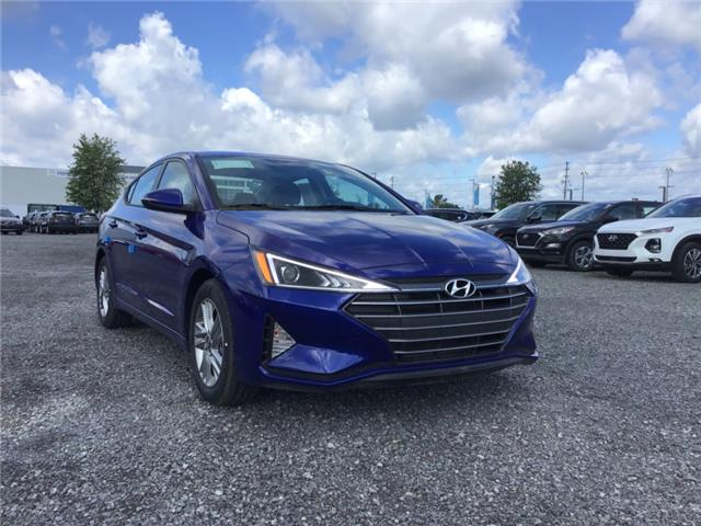 2020 Hyundai Elantra Preferred (Stk: R05225) in Ottawa - Image 1 of 10