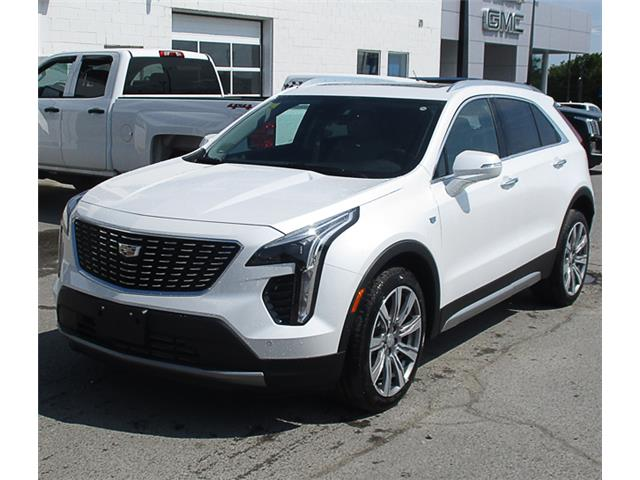 2020 Cadillac XT4 Premium Luxury (Stk: 20012) in Peterborough - Image 1 of 3