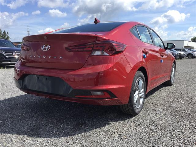2020 Hyundai Elantra Preferred w/Sun & Safety Package (Stk: R05058) in Ottawa - Image 5 of 10