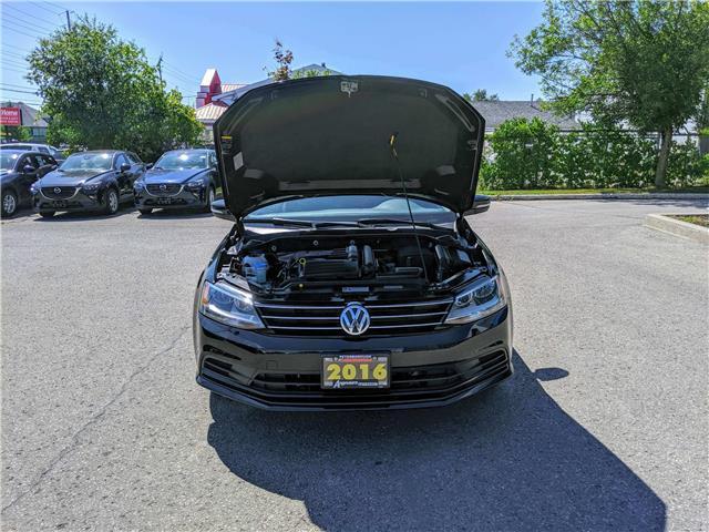 2016 Volkswagen Jetta  (Stk: 1581) in Peterborough - Image 18 of 21