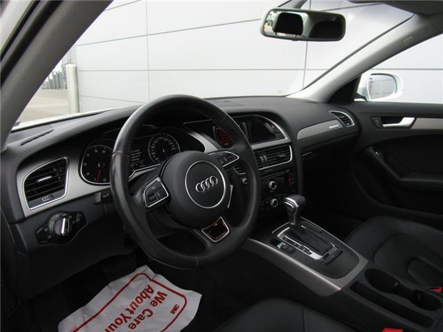 2015 Audi A4 2.0T Komfort (Stk: 6538) in Regina - Image 16 of 29