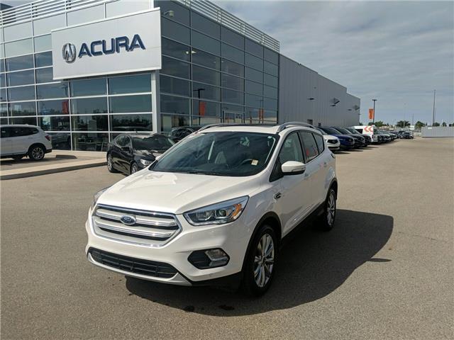 2018 Ford Escape Titanium (Stk: A4045) in Saskatoon - Image 1 of 21