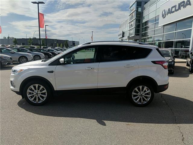 2018 Ford Escape Titanium (Stk: A4045) in Saskatoon - Image 2 of 21