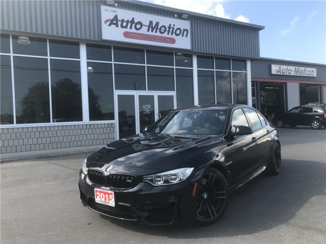 2015 BMW M3 Base (Stk: 19940) in Chatham - Image 1 of 29