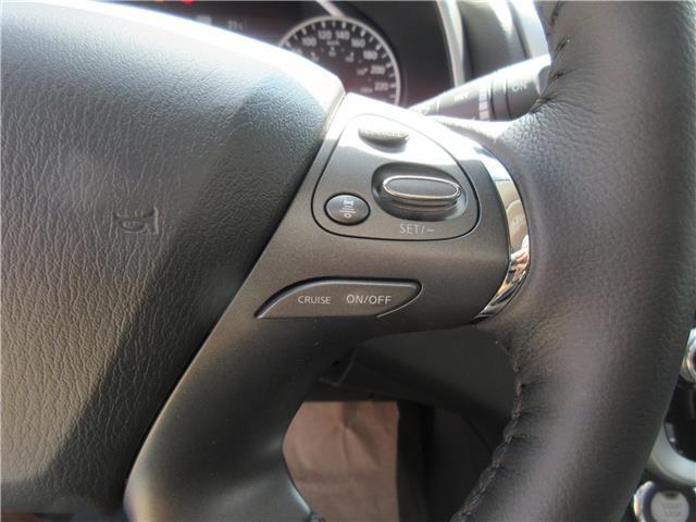 2019 Nissan Murano Platinum (Stk: 9028) in Okotoks - Image 14 of 25