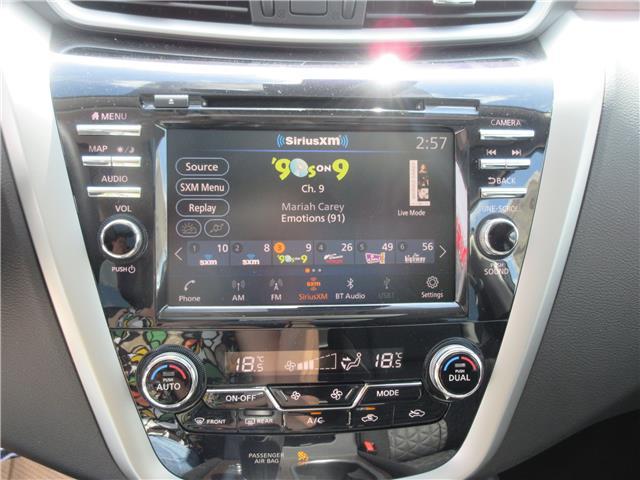 2019 Nissan Murano Platinum (Stk: 9028) in Okotoks - Image 7 of 25