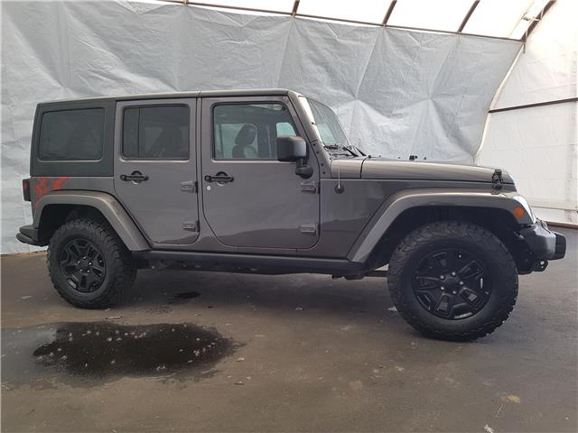 2016 Jeep Wrangler Unlimited Sahara (Stk: 1914281) in Thunder Bay - Image 2 of 20