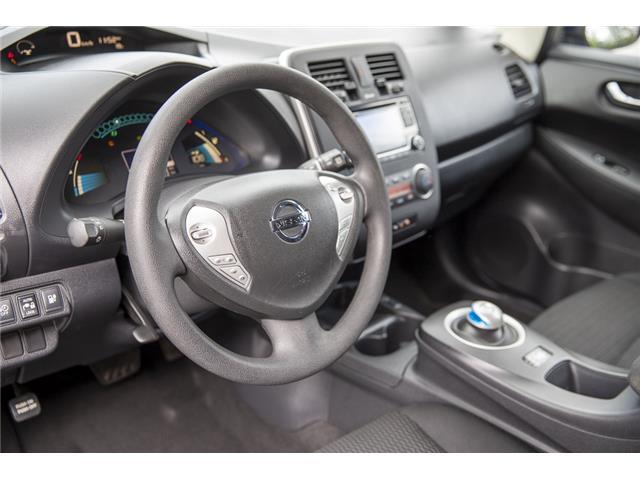 2017 Nissan LEAF S (Stk: LF6148) in Surrey - Image 9 of 23