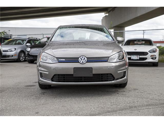 2016 Volkswagen e-Golf SE (Stk: LF2351) in Surrey - Image 2 of 24