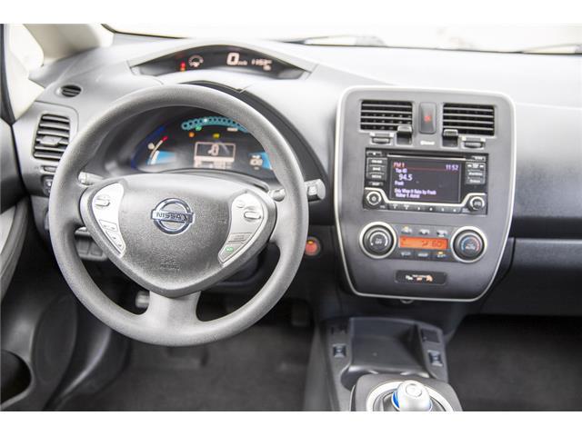 2017 Nissan LEAF S (Stk: LF6148) in Surrey - Image 13 of 23
