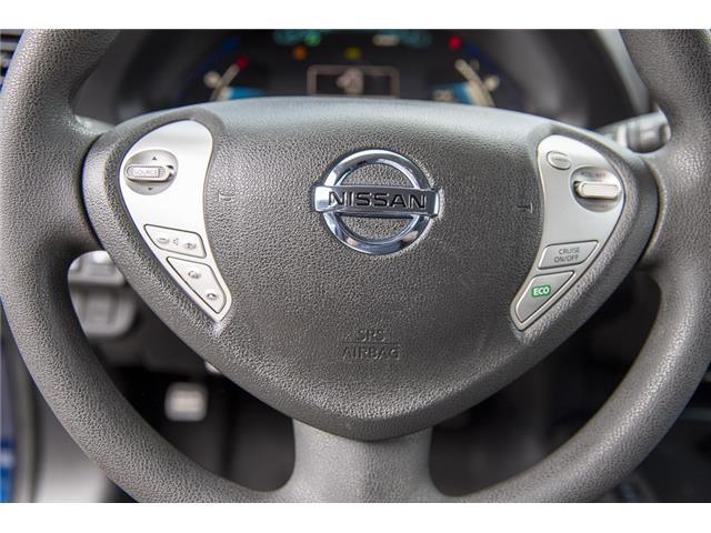 2017 Nissan LEAF S (Stk: LF6148) in Surrey - Image 16 of 23