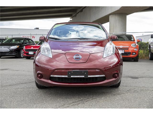2016 Nissan LEAF S (Stk: LF010450) in Surrey - Image 2 of 22