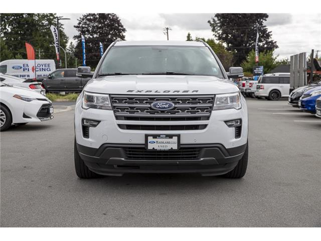 2018 Ford Explorer XLT (Stk: P0559) in Vancouver - Image 2 of 28