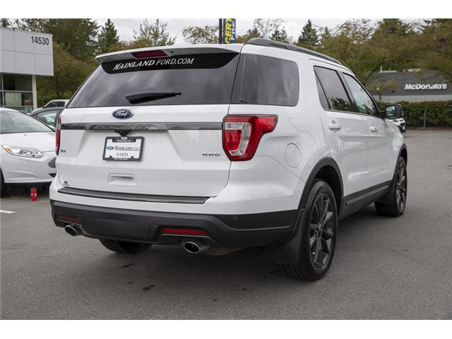 2018 Ford Explorer XLT (Stk: P0559) in Vancouver - Image 7 of 28