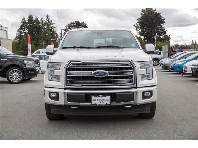 2017 Ford F-150 Limited (Stk: P71146) in Vancouver - Image 2 of 30