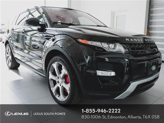 2014 Land Rover Range Rover Evoque Dynamic (Stk: L900734A) in Edmonton - Image 1 of 27