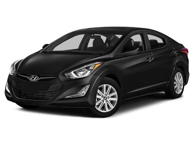 2014 Hyundai Elantra Limited (Stk: 15946AZA) in Thunder Bay - Image 1 of 10