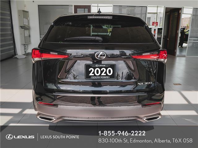 2020 Lexus NX 300 Base (Stk: LL00003) in Edmonton - Image 5 of 22