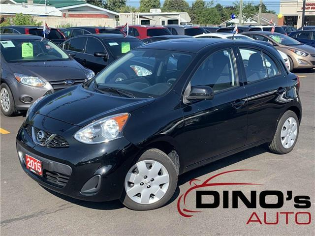 2015 Nissan Micra  (Stk: 270001) in Orleans - Image 1 of 25