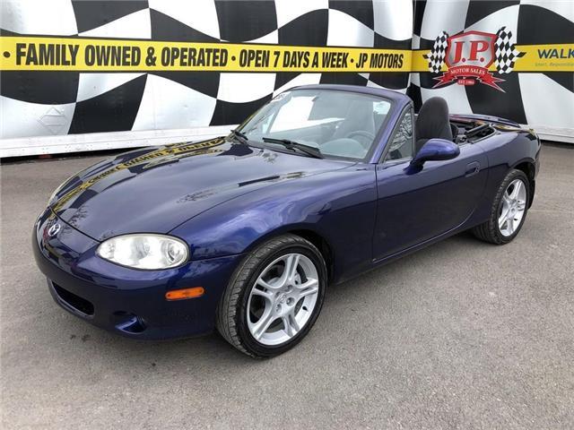 2004 Mazda MX-5 Miata  (Stk: 46897) in Burlington - Image 2 of 23