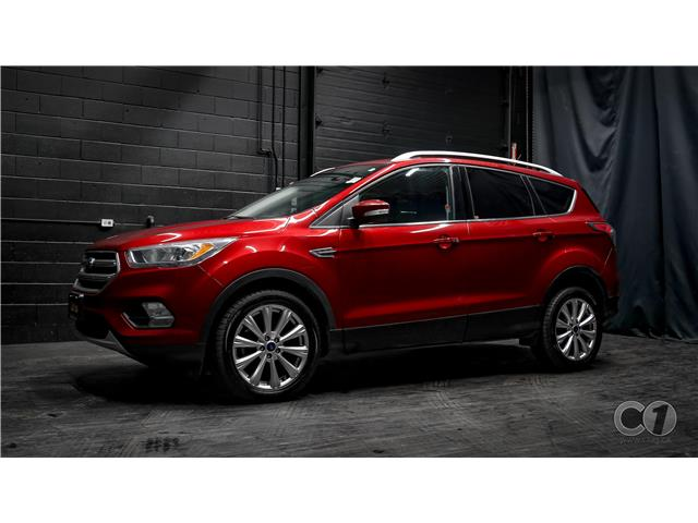 2017 Ford Escape Titanium (Stk: CT19-316) in Kingston - Image 2 of 35