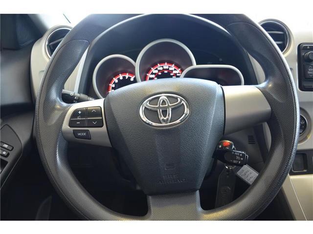 2013 Toyota Matrix Base (Stk: 021272) in Milton - Image 13 of 34