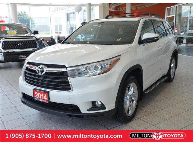 2014 Toyota Highlander  (Stk: 060392) in Milton - Image 1 of 42
