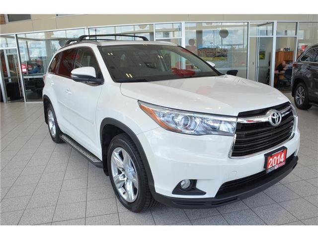 2014 Toyota Highlander  (Stk: 060392) in Milton - Image 3 of 42