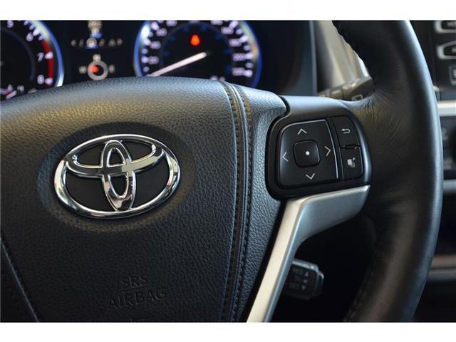 2014 Toyota Highlander  (Stk: 060392) in Milton - Image 19 of 42