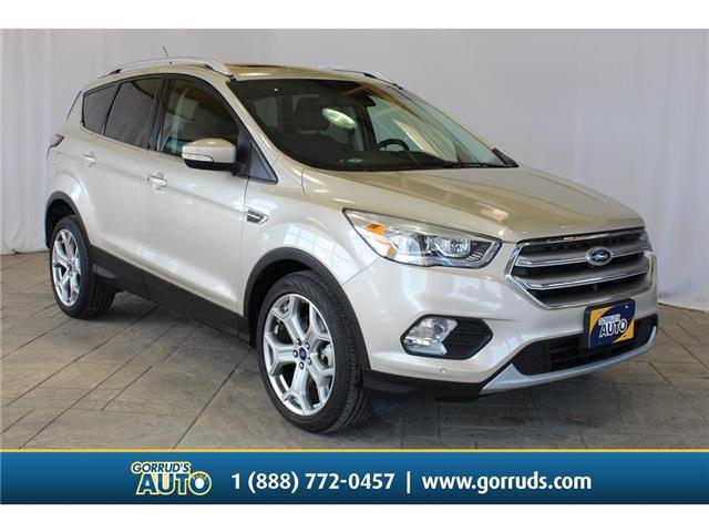 2017 Ford Escape Titanium (Stk: D30537) in Milton - Image 1 of 49
