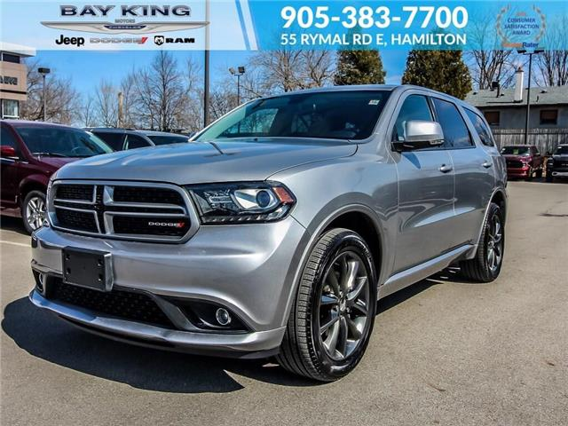 2018 Dodge Durango GT (Stk: 6803) in Hamilton - Image 1 of 23