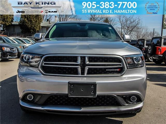 2018 Dodge Durango GT (Stk: 6803) in Hamilton - Image 2 of 23