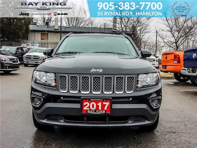 2017 Jeep Compass Sport/North (Stk: 6787R) in Hamilton - Image 2 of 22