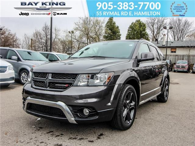2018 Dodge Journey Crossroad (Stk: 6838R) in Hamilton - Image 1 of 24