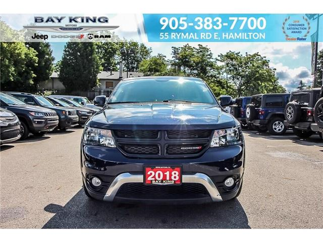 2018 Dodge Journey Crossroad (Stk: 6905R) in Hamilton - Image 2 of 24